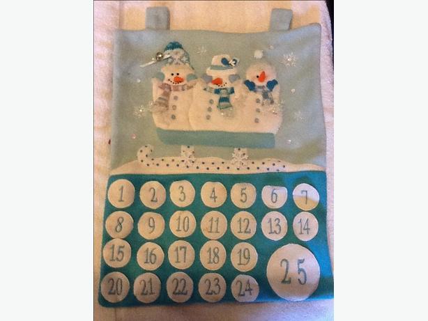 Fabric Babies Advent Calendar