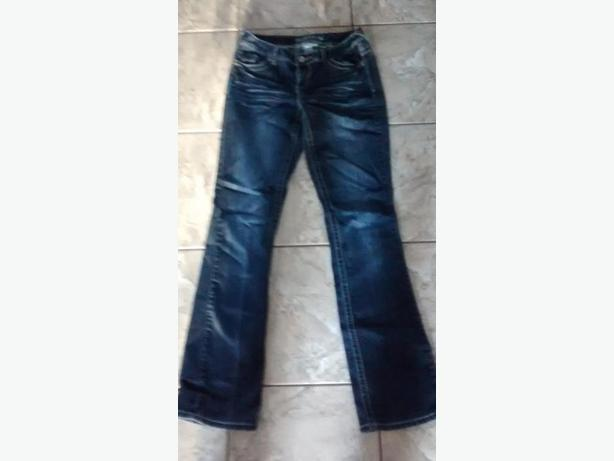 Ladies Maurices Jeans - Size 5/6 long