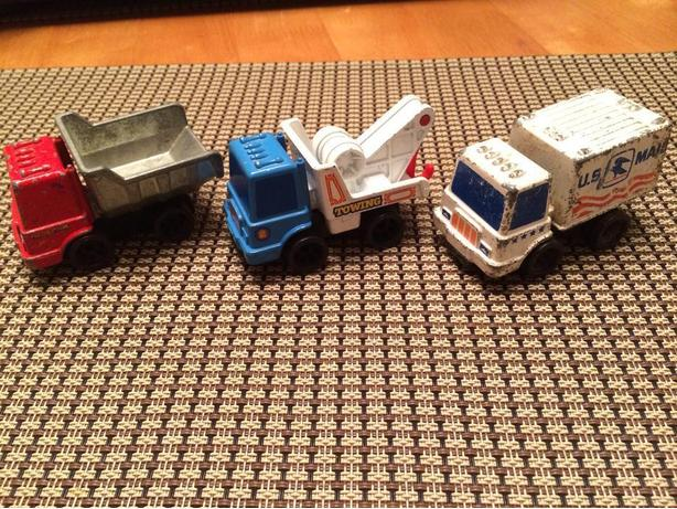1979 Mattel trucks