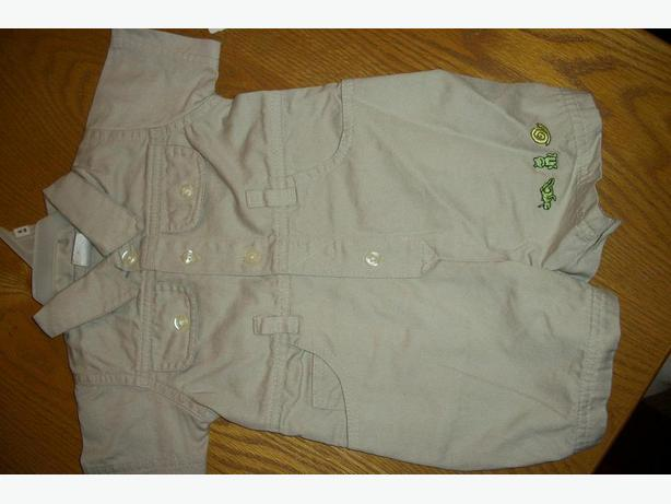 Brand New Size 6 Months Shorts Outfit