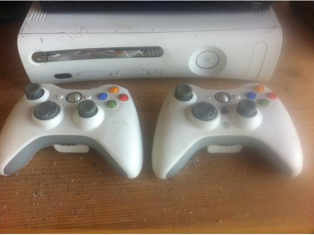Xbox 360 barely played