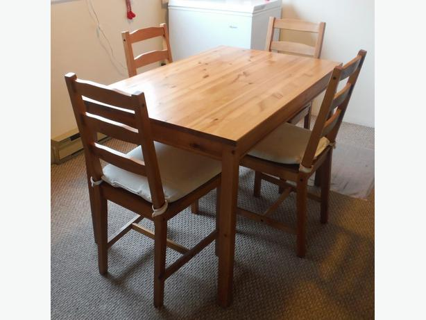 IKEA JOKKMOKK Table and 4 chairs with cushions Victoria  : 50279608614 from www.usedvictoria.com size 614 x 461 jpeg 35kB
