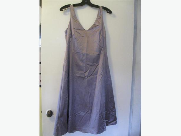 OASIS Satin Party Dress 10-12