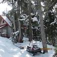 Ski Cabin Mount Cain