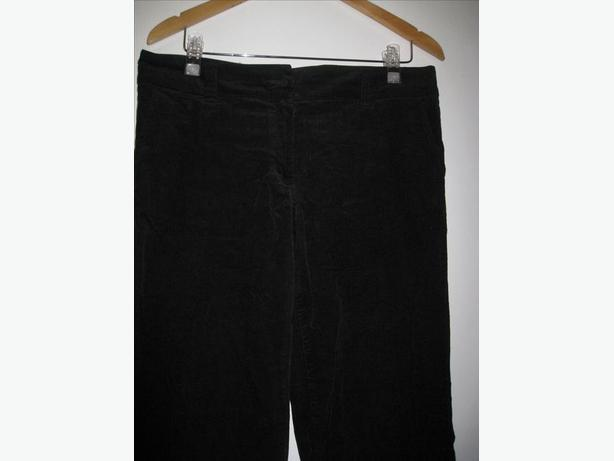 TOMMY HILFIGER Black Stretchy Pants Size 10