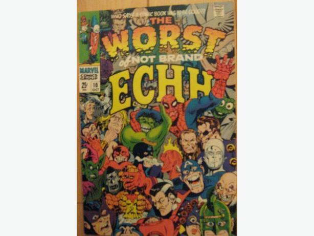 Not Brand ECHH #10 - Marvel Comics