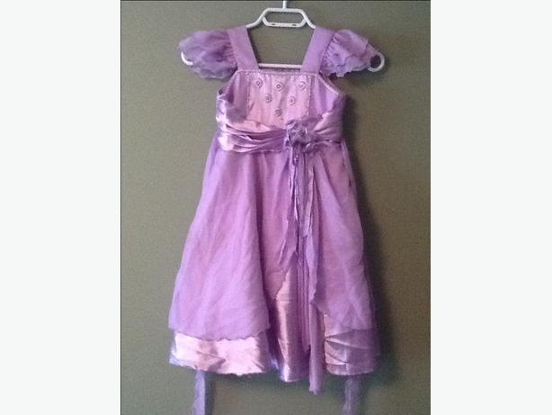 Beautiful lavender Thy Thy Dress size 4