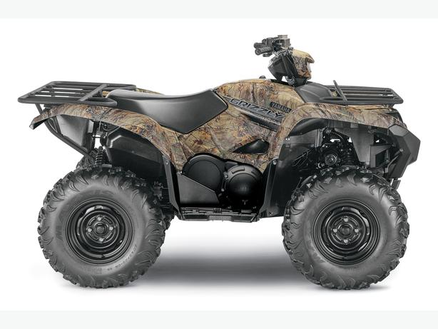 2016 Yamaha Grizzly 700 EPS CAMO