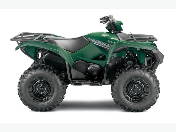 2016 Yamaha Grizzly 700 EPS