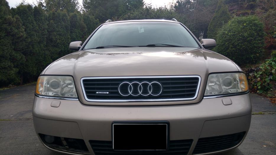Audi A6 Avant Quattro 2 8l All Wheel Drive Stylish