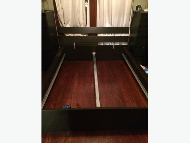 ikea hopen bed frame - queen victoria city, victoria