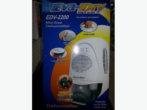 RV Dehumidifier