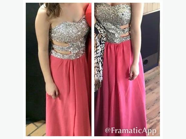 Size 0-2 (xs-sm) dress