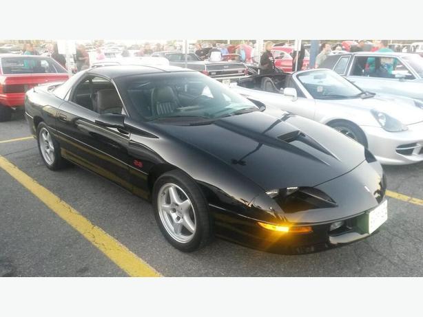 "1997 Chevrolet Camaro ""SS"" 30th ANNIVERSARY"