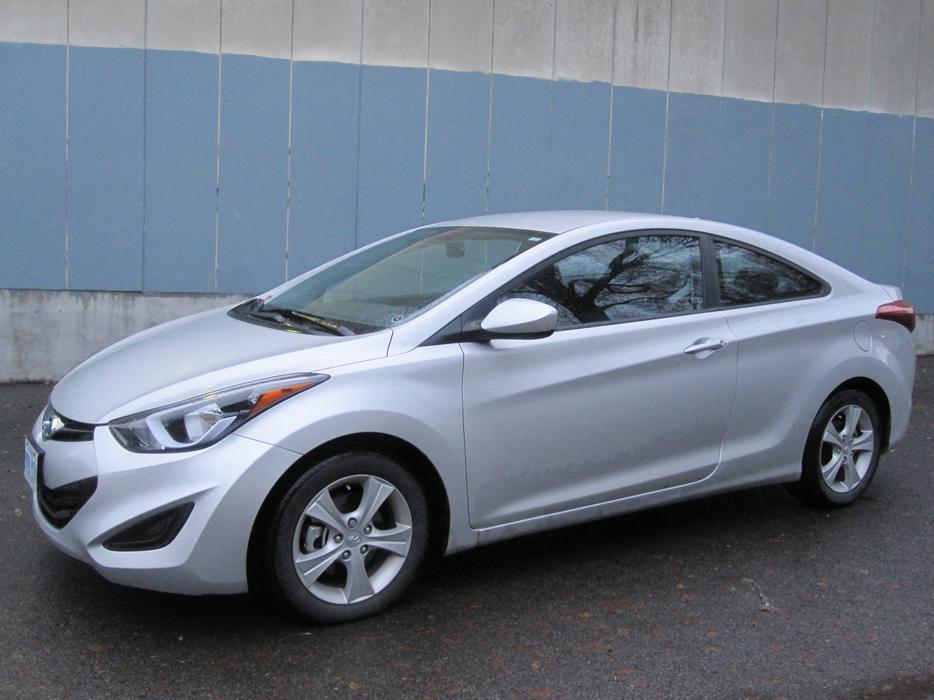 2014 Hyundai Elantra Gl 2 Door Coupe Like New Central