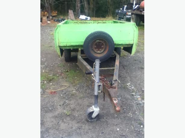 Great Utility trailer