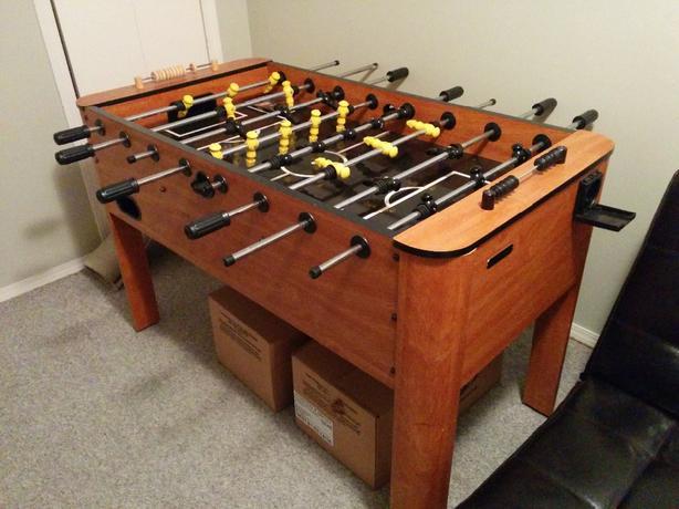 Foosball Table (Harvard)