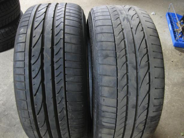 [2] - 225/40/18 - BridgeStone Potenza Tires!