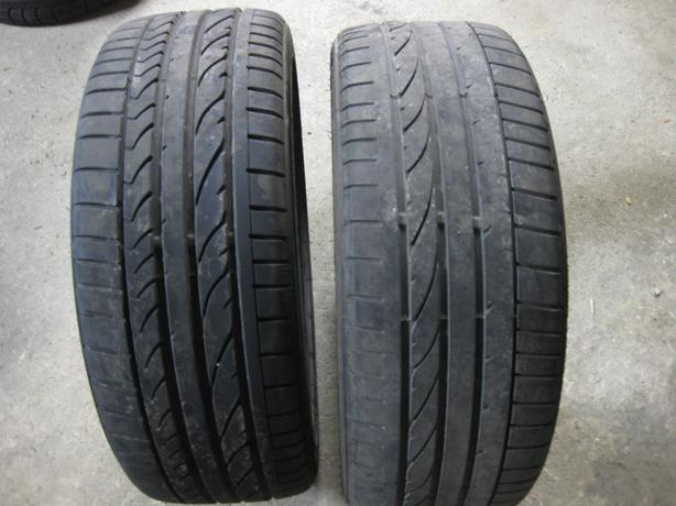 [2] - 205/45/17 - BridgeStone Potenza RE050A RunFlat Tires!