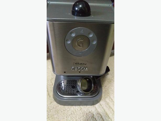 Lavazza blue espresso machine review
