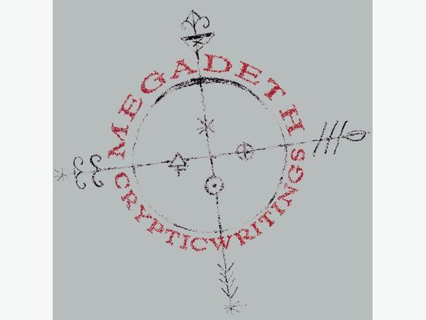 Megadeth Cryptic Writings 1997 CD