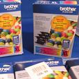BROTHER INK CARTRIDGES FOR MFC-J625DW