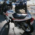 1987 Honda CBX250S