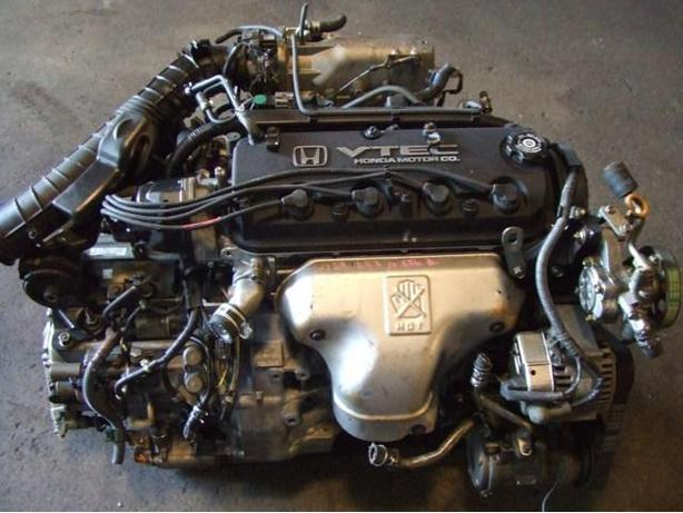 HONDA ACCORD ENGINE F23A 1998-2002 INSTALLATION INCLUDED 750$
