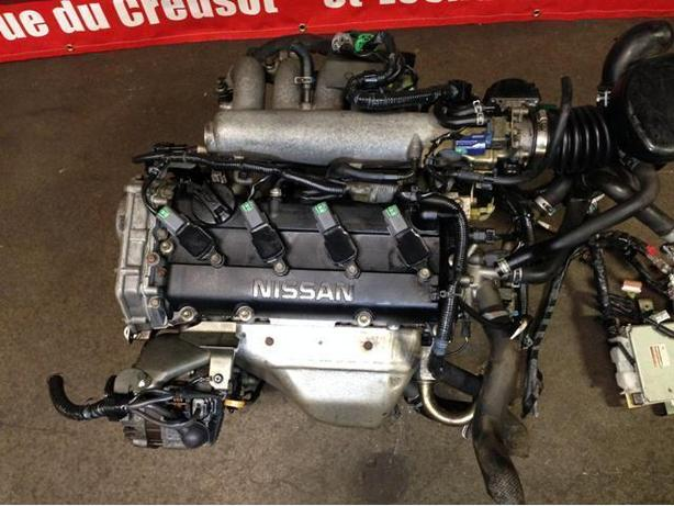 NISSAN ALTIMA ENGINE WITH INSTALLATION INCLUDED 950$CAD