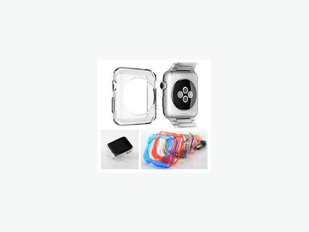Protective Bumper TPU Case for Apple Watch 38mm