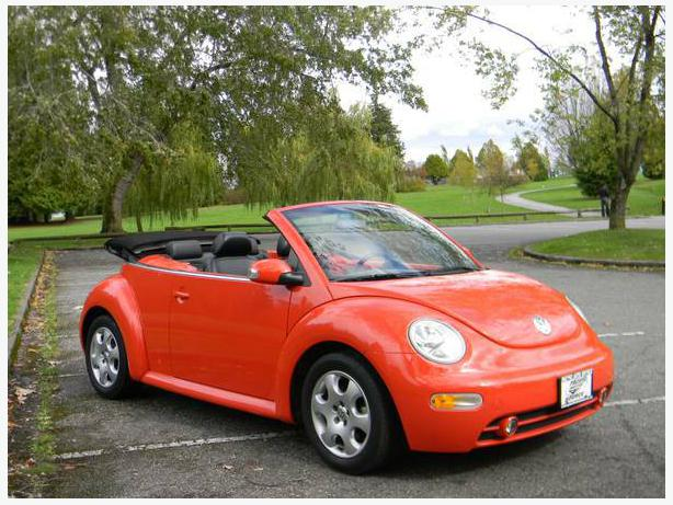 2003 volkswagen beetle convertible only 65000k surrey incl white rock vancouver mobile. Black Bedroom Furniture Sets. Home Design Ideas