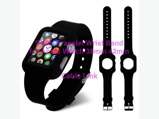 Strap Bracelet Wrist Band For Apple Watch 38mm 42mm