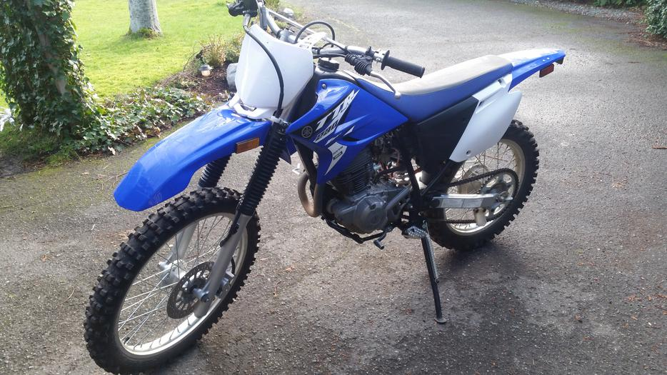 2015 yamaha ttr 230 saanich victoria mobile for Yamaha 230 ttr