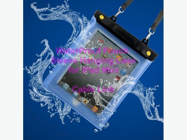 Waterproof Pouch Sleeve Case Protection Skin Bag For iPad Mini