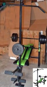 competitor fitness weight press bench competition flat leficoflbepr legend