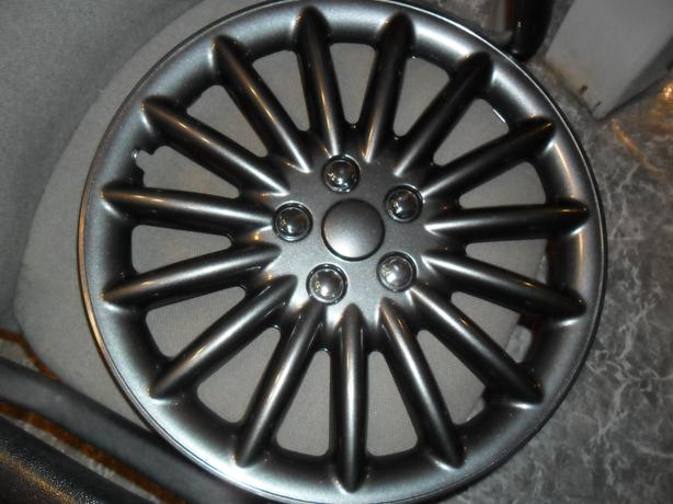 18  INCH  HUBCAPS