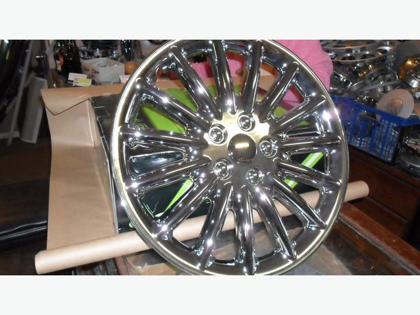 17 inch  hubcaps----the good one'S