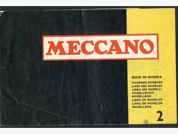 Meccano Manual #2