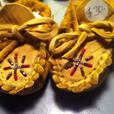 NEW BORN Native made Moccasin's