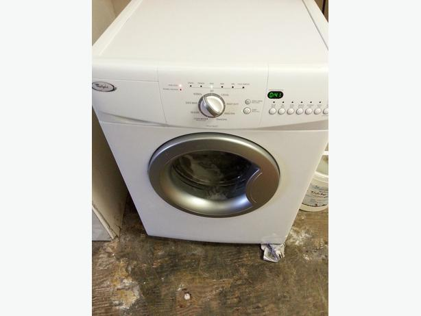 Christmas Special* Whirlpool apartment size washer and dryer ...