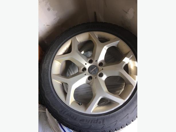4 x 19 inch Rims off Land Rover Range Rover
