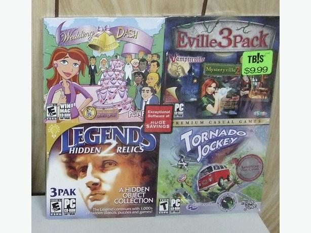4 Pack Video games Pkg2