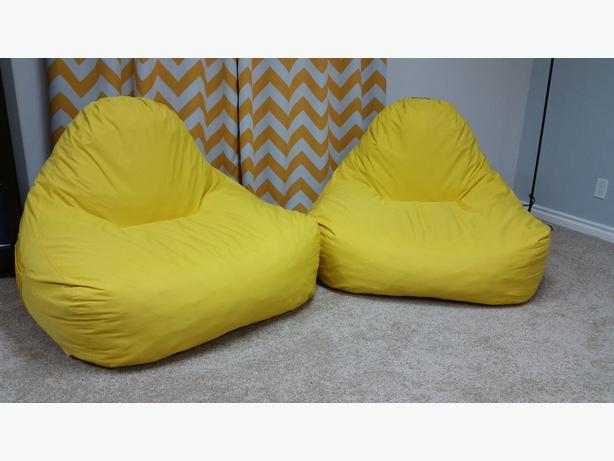 Set Of Two Bean Bags