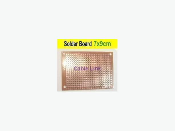7cm x 9cm DIY Prototype Solder Board prototyping pcb kit