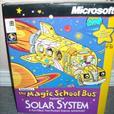 SCHOLASTIC-  Magic Schoolbus Explores The Solar System Educational PC Game