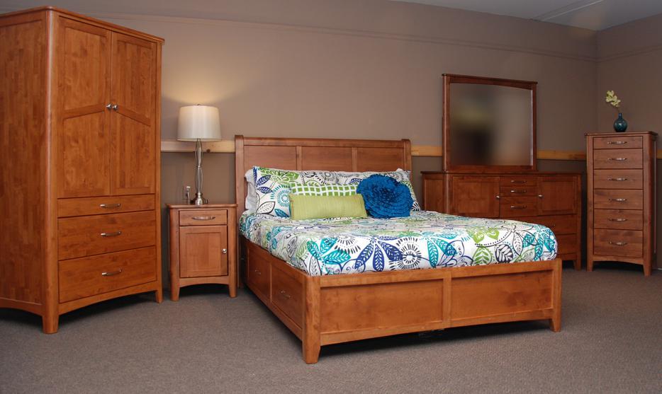 Solid Wood Bedroom Suites Outside Nanaimo Nanaimo