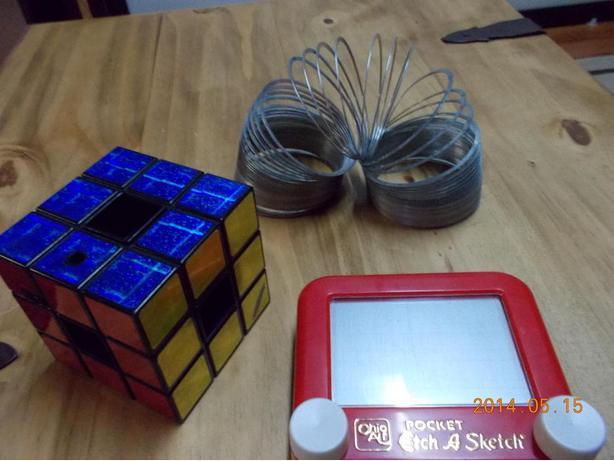 rubix cube electronic & sleeky