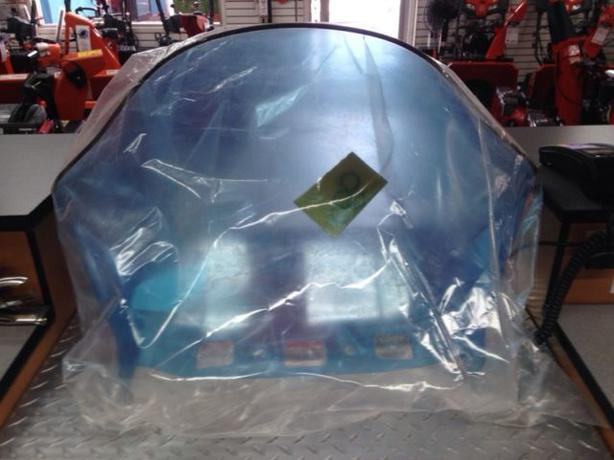 NEW 1999-2004 ZX CHASSIS SKI-DOO HIGH CLEAR WINDSHIELD