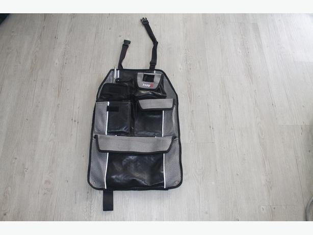 Storage bag for car seats