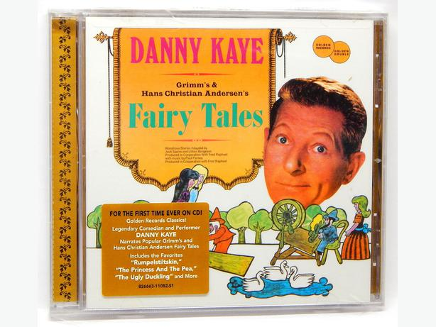 WANTED:  DANNY KAYE    GRIMM'S FAIRY TALES